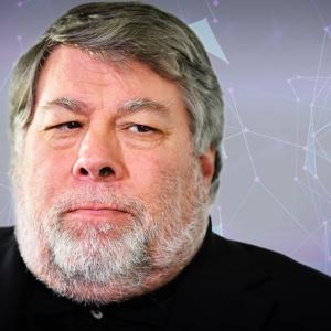 Apple Co-Founder Steve Wozniak Is Officially into Blockchain