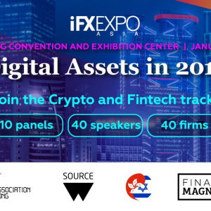 It's Go Time: iFX EXPO's Crypto and Fintech Track Kicks Off Tomorrow!
