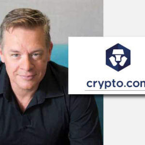 PayPal Executive to Lead Crypto.com's Merchant Acquisition Team