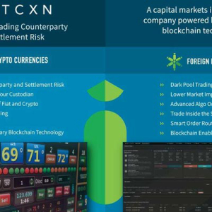 OTCXN Adds Crypto Ecosystem 'BCause' To Its Network
