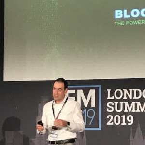 IBM's Gabi Zodik Delves into Blockchain Technology