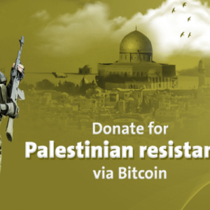 Hamas Military Wing Raising Money Through Bitcoin