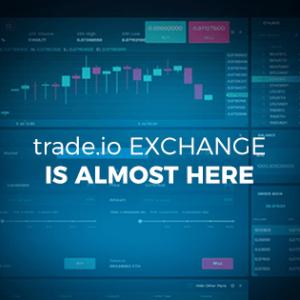 trade.io Launches Unique, Community-Led  Crypto-to-Crypto Exchange