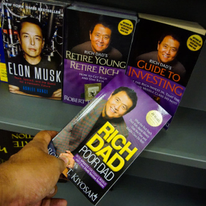 Robert Kiyosaki: The Time Has Come to Buy Bitcoin