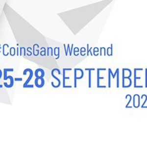 """CoinsBank Brand New Global Event """"CoinsGang Weekend"""" Postponed to 25-28 September Due to COVID-19"""