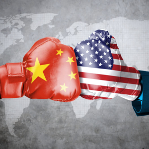 The U.S. and China Duke It Out; BTC Is in the Middle