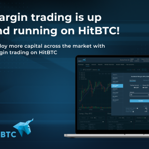 HitBTC Now Offers Margin Trading, iOS Application Released