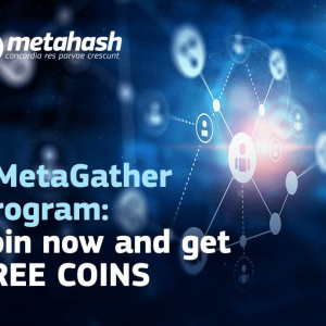 #MetaHash Co-Founder Gleb Nikitin Keeps Everyone 'in the Light' Through the #MetaGather Program