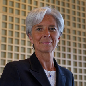 IMF Director Trolls Crypto While Building It