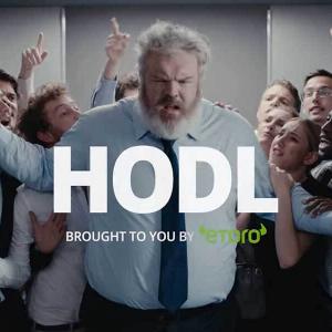 Hodor Says Crypto Investors Should Hodl in New eToro Advert