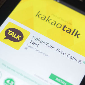 Korean Messaging App Kakao to Raise Funds for Crypto Move