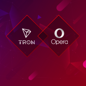 Opera Browser Adds TRON to its Native Crypto Wallet