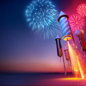 "These Two Key Factors Show ""Fireworks"" in the Bitcoin Market Are Imminent"