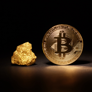 Bitcoin Price Forms Striking Correlation to Gold; What This Means for BTC