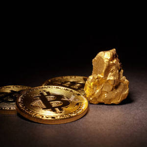 Bitcoin Tumbles while Gold Steady as China Data Shows Growth