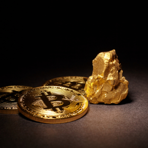 Bitcoin Could be Following Gold's Price, Signaling a Breakout is Imminent
