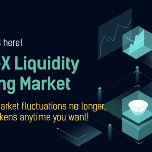 KuCoin's PoS Mining Platform Pool-X Launches the World's First Liquidity Trading Market