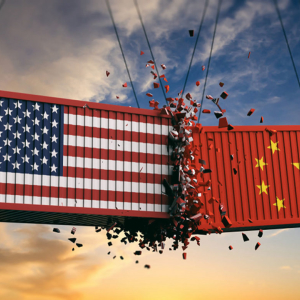 US Stocks Rise on Positive Trade Talks with China; Bitcoin Cautious