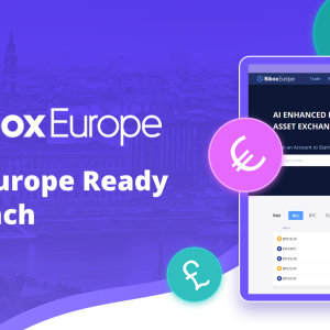 Bibox Europe Official Launch on Track, Raises Equity Investment from a Global Top-10 Bank