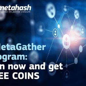 #MetaGather Program Starts Free Familiarization with Blockchain Campaign