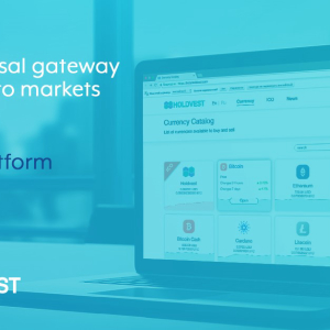 Holdvest Will Close Their Pre-ICO in the Next Few Days