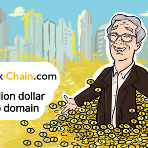 The Cryptocurrency Domain Name Block-Chain.Com Has Been Acquired for $1,000,000