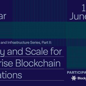 Digital Asset Data and Infrastructure Webinar, Part II