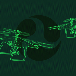 A new US government report explores how blockchains could be used to track drones carrying medical supplies
