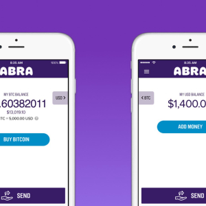 Crypto investment app Abra will soon allow users to trade over 200 cryptocurrencies