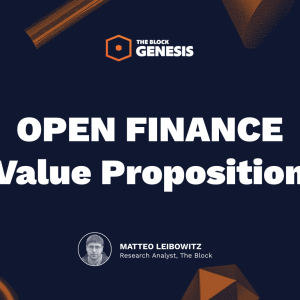 Presentation: The Open Finance value proposition