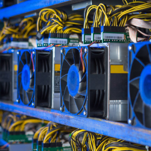 Bitcoin miners made $380 million in revenue during March, new data shows