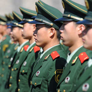 China's official army newspaper says military should adopt blockchain tech; reward soldiers in tokens