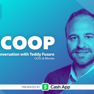 Dissecting the failed bitcoin ETFs and 'mild soupy' with Bitwise COO Teddy Fusaro