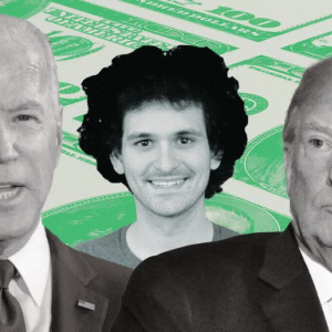 FTX founder Sam Bankman-Fried is among Joe Biden's top contributors with more than $5M in donation