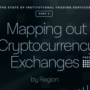 Mapping out the world's cryptocurrency exchanges by region