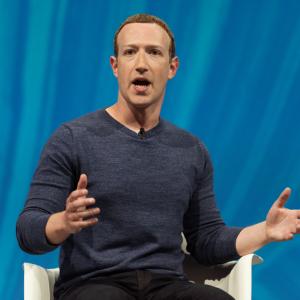 Facebook CEO Mark Zuckerberg in Washington to discuss 'internet regulation' with senators