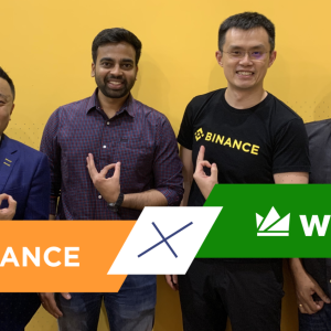 Binance acquires Indian crypto exchange WazirX to serve over 1 billion people of the country