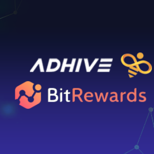 BitRewards Announces Partnership With AdHive
