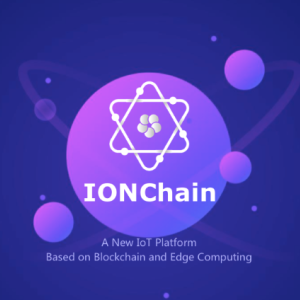 IONChain: Ushering in the Future of CIoT with Edge Computing