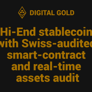 Real Gold Can Now Be Digitalized for the Crypto Market