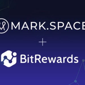 BitRewards Announces Partnership With MARK.SPACE