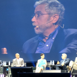 ChainXchange Day 2: Thomas Lee, Paul Krugman Discuss Bitcoin Longevity
