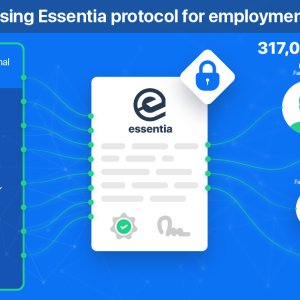 Government of Finland approves first blockchain project to be created by Essentia with MTK