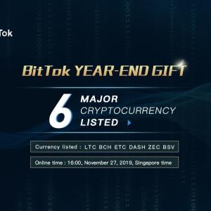 BitTok Launches Mainstream Blockchain Assets - blockcrypto.io