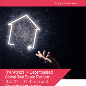 DirectHome To Launch TGE, Revolutionize Real Estate
