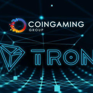 Coingaming Partners with TRON Foundation to Deliver Future of TRX gaming