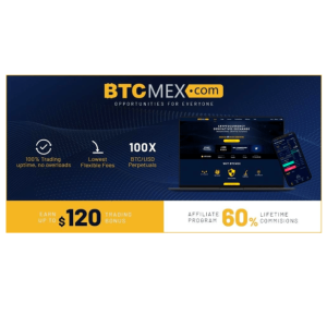 Making Crypto Accessible: BTCMEX Platform Announces Leading Affiliate Program and Trading Bonuses