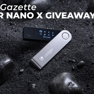 Crypto Gazette Brings Exciting News to Crypto Enthusiasts: Ledger Nano X Giveaway