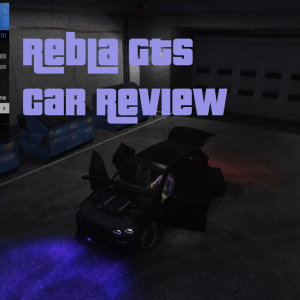 GTA ONLINE Car Review – Ubermacht Rebla GTS