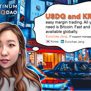 How will Q DAO ecosystem defeat other stablecoins? Smart answer from KRWQ ,USDQ and BTCNEXT.io developers – Platinum Q DAO Engineering